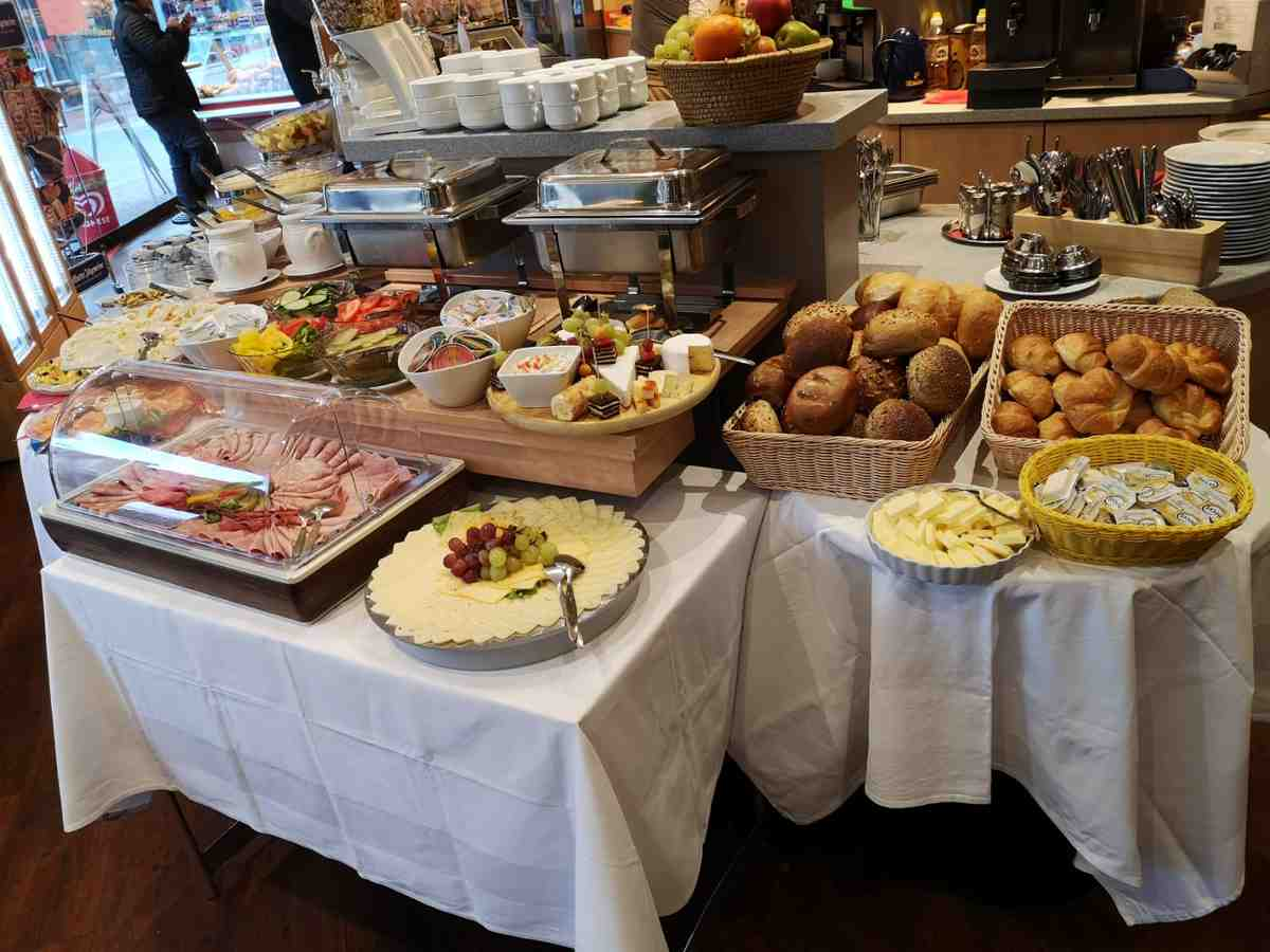 Ibbenbürens's Schlemmerback Frühstücksbuffet