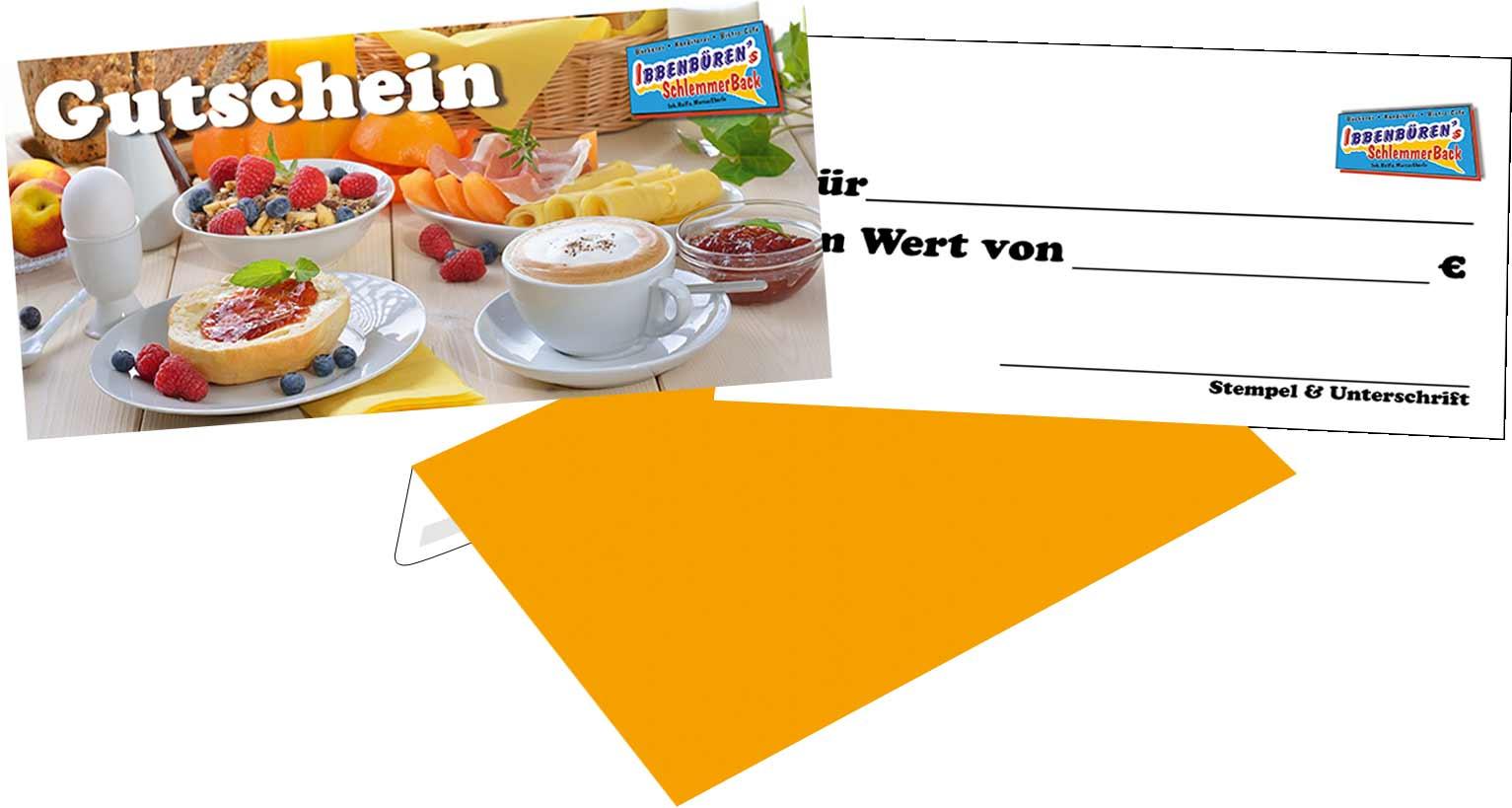 Ibbenbürens's Schlemmerback's Gutscheine