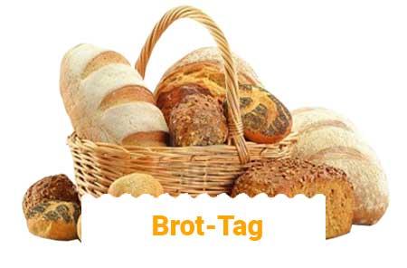 Brot Tag Angebot