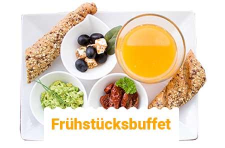 Frühstücksbuffet Angebot