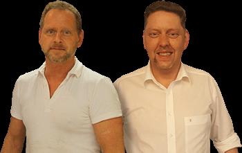 Inhaber Ibbenbüren's Schlemmerback - Rolf und Marcus Eberle